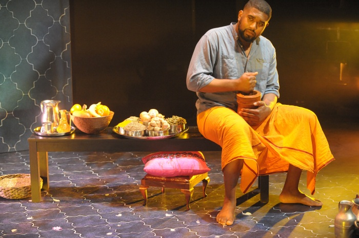 Mark Theodore as Omar by Robert Gray