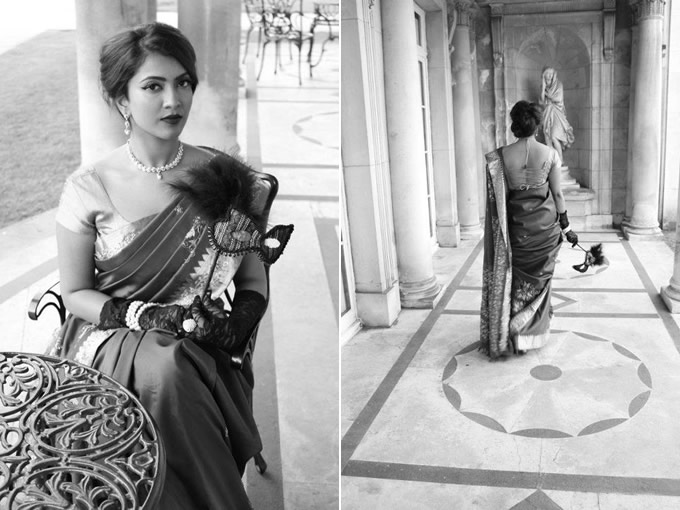 photo by Casipillai Designer Sarees